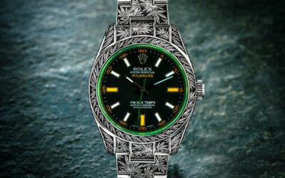 Rolex роскошь в деталях